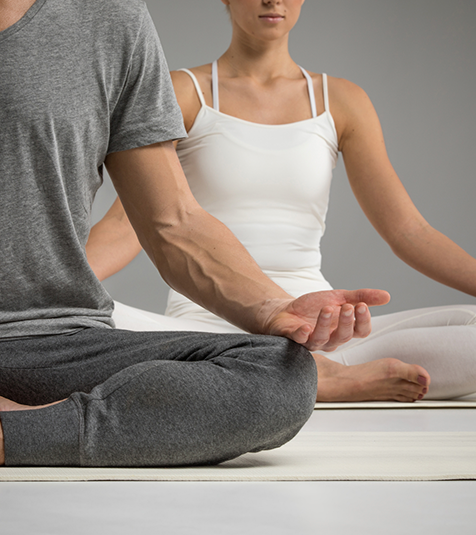 Clases de Yoga en el Gimnasio del Club Naval b41c4c5abe1b